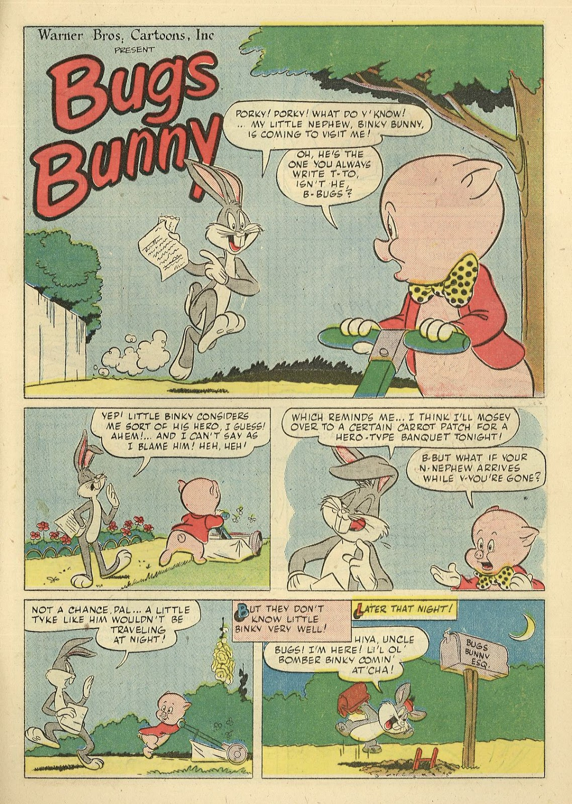 Bugs Bunny (1952) issue 32 - Page 29