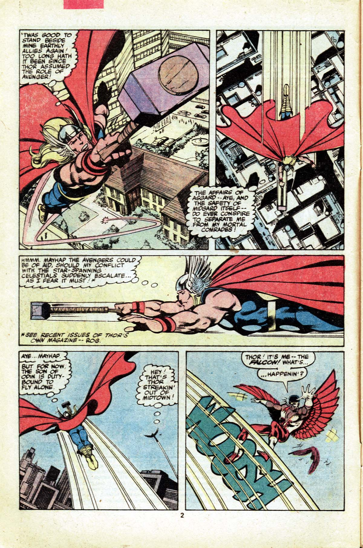 The Avengers (1963) 189 Page 2