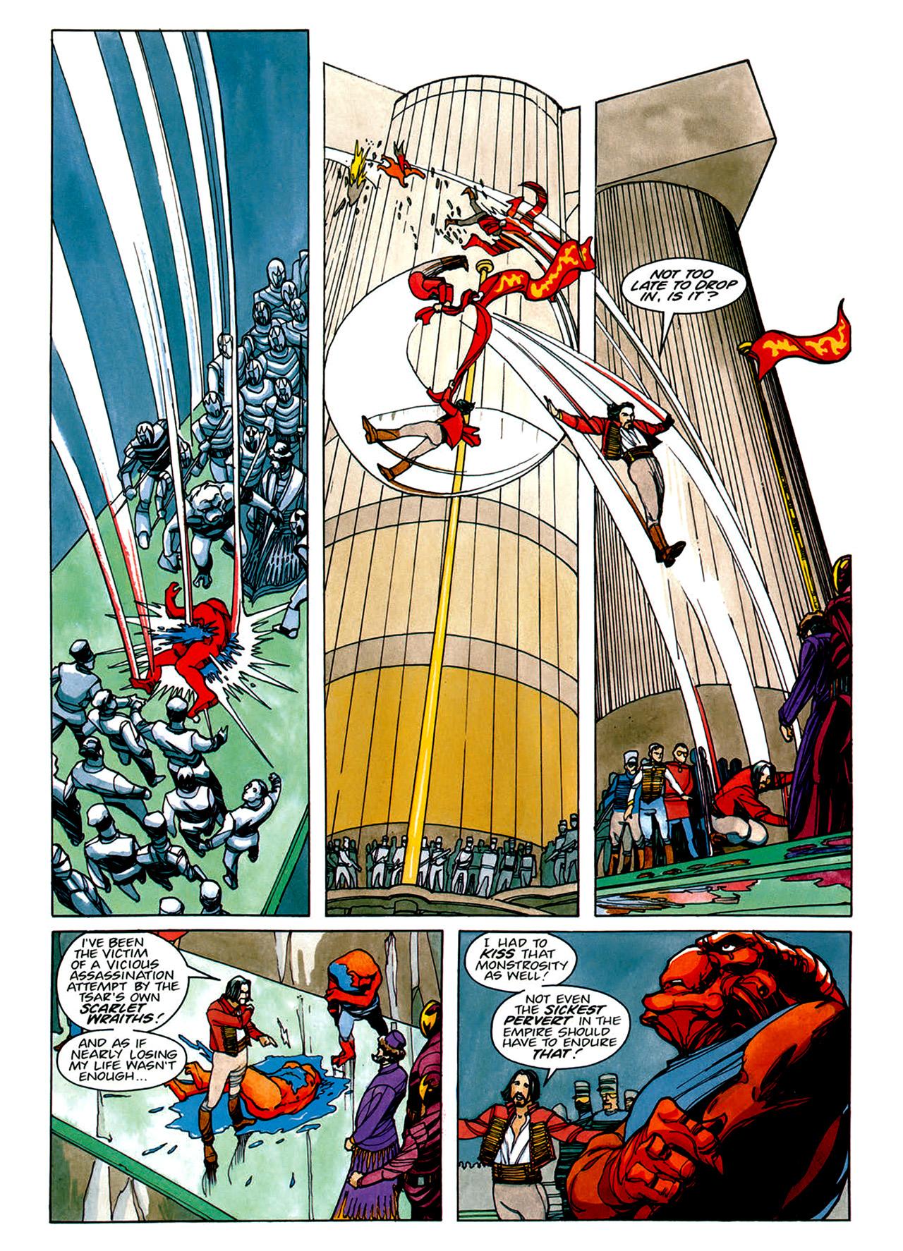 Read online Nikolai Dante comic -  Issue # TPB 1 - 63
