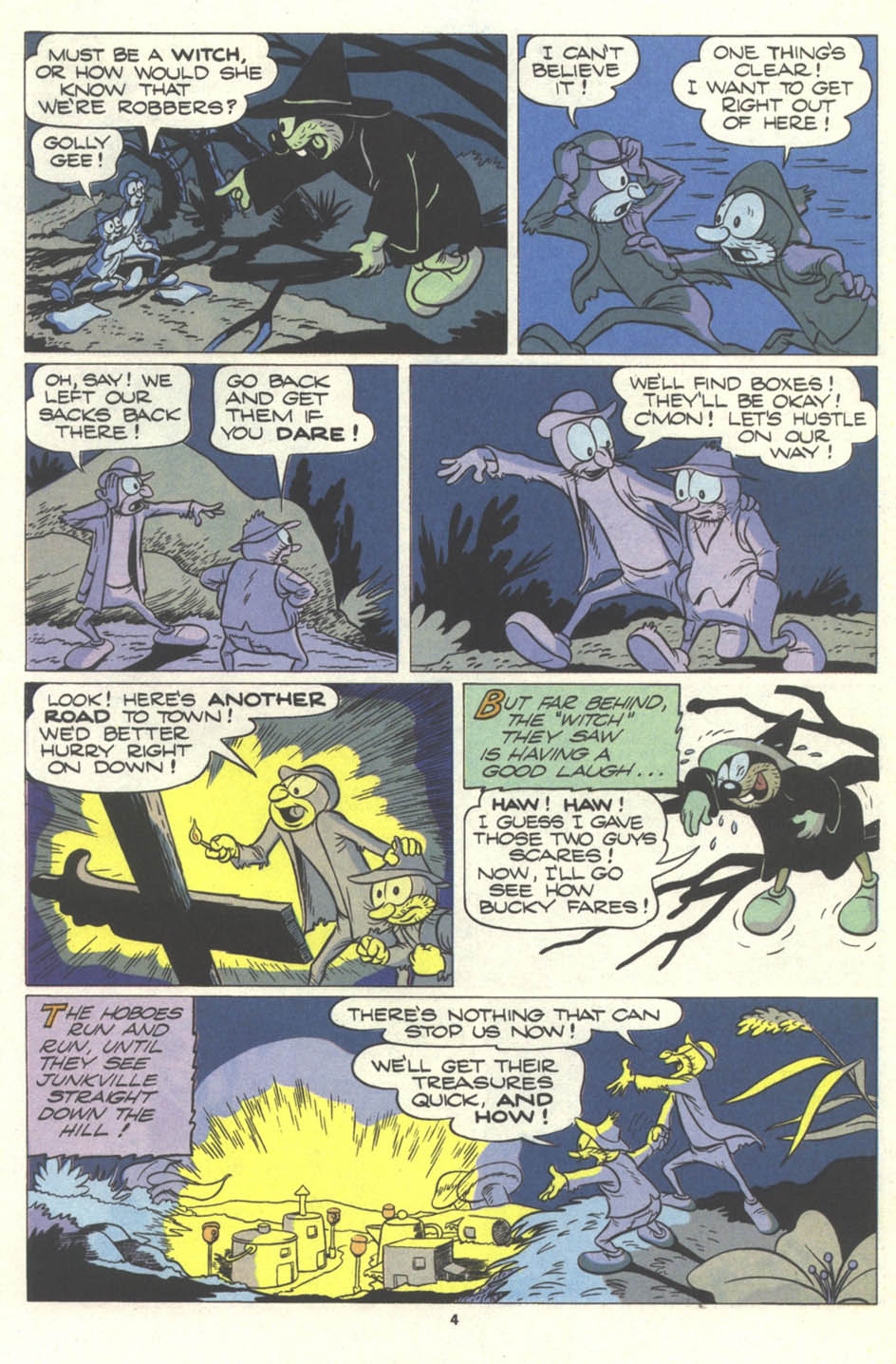 Walt Disney's Comics and Stories issue 554 - Page 19
