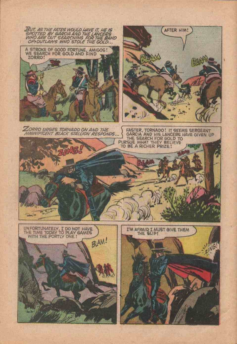 Zorro (1966) issue 6 - Page 12