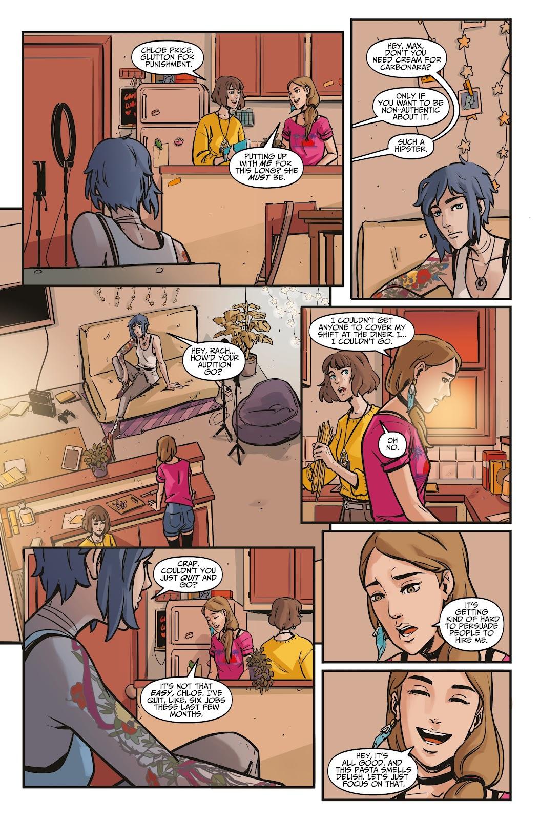 Read online Life is Strange comic -  Issue #5 - 14