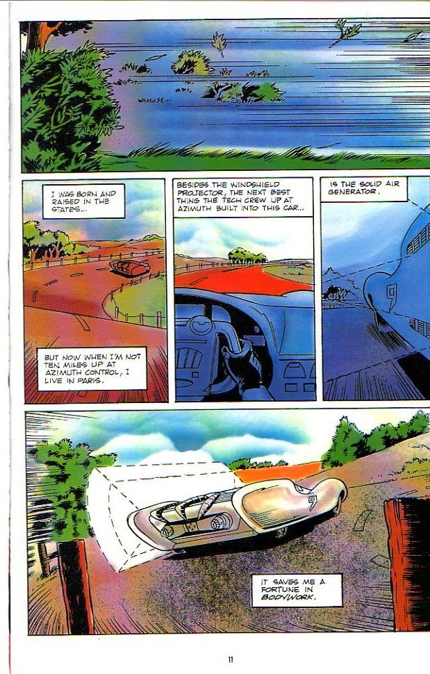 Racer X (1988) issue 1 - Page 5