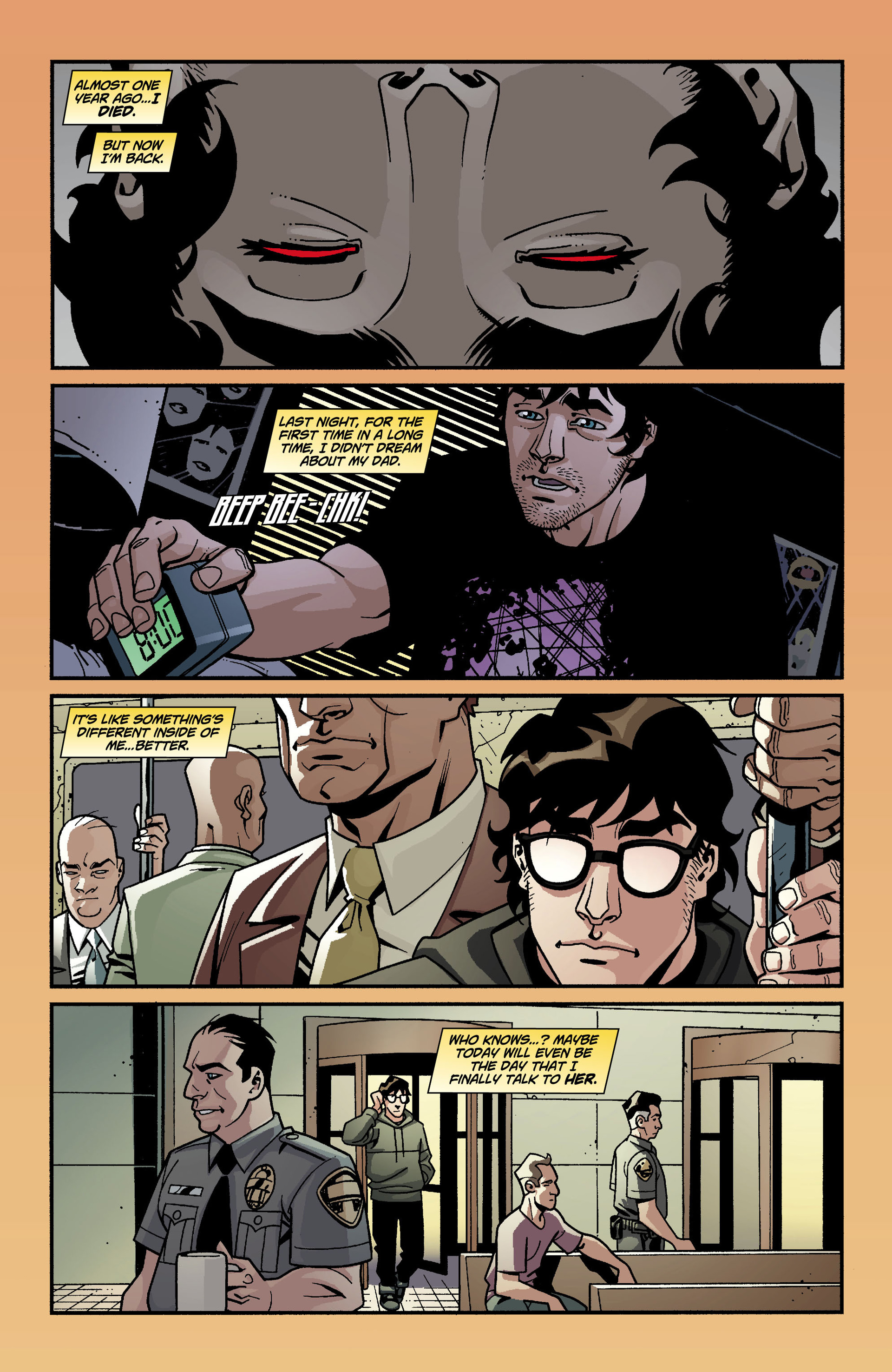 Read online National Comics: Eternity comic -  Issue # Full - 30