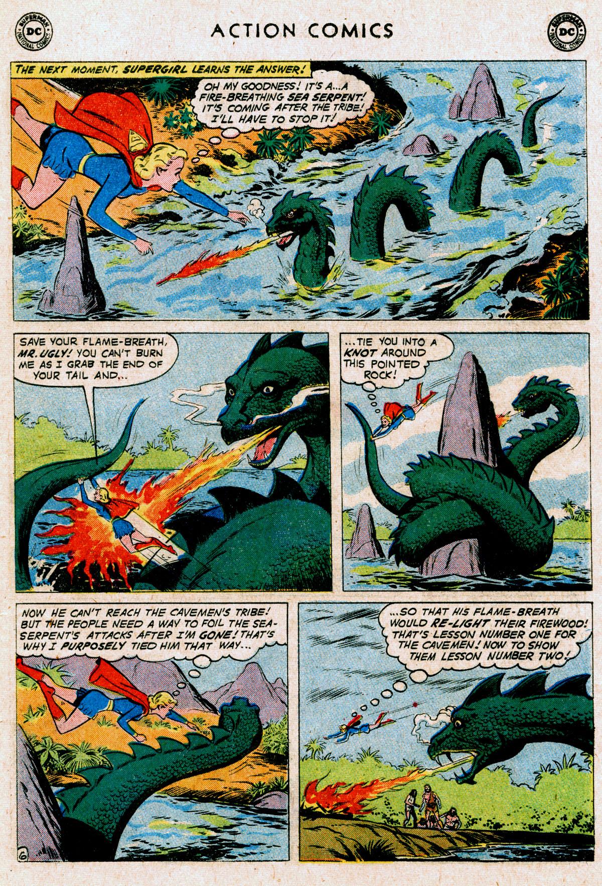 Action Comics (1938) 259 Page 30