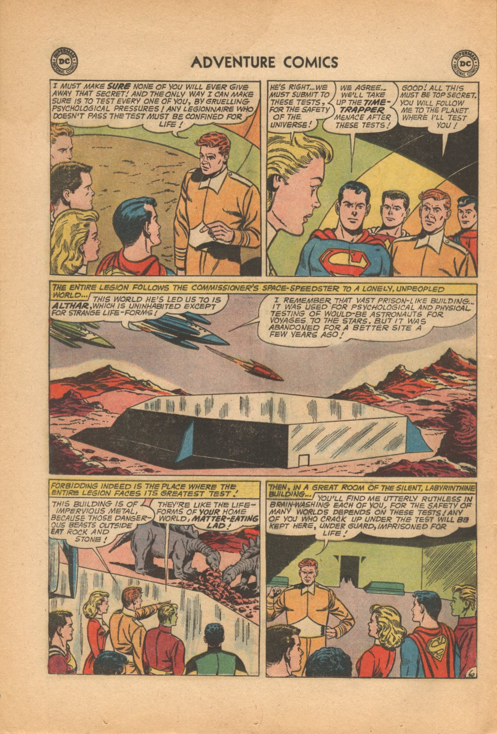 Read online Adventure Comics (1938) comic -  Issue #321 - 8