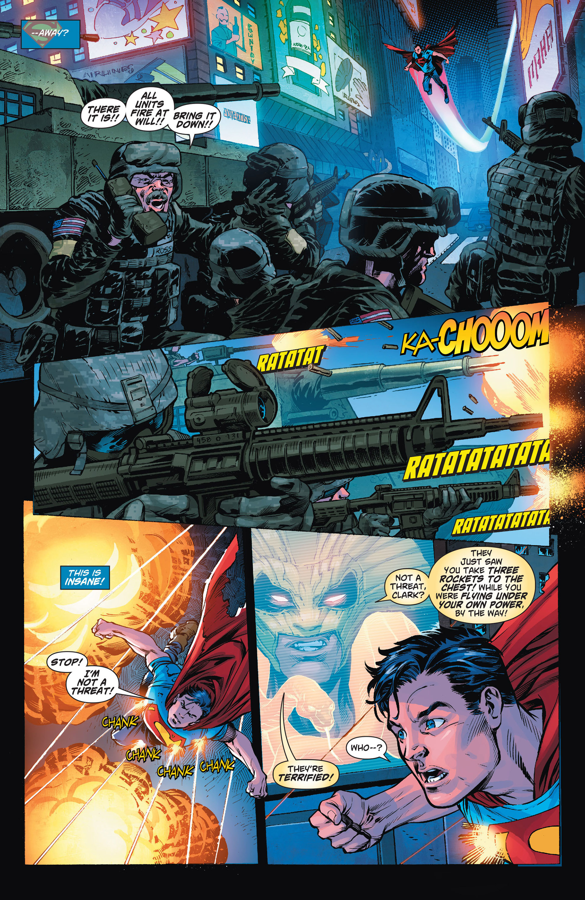 Read online Action Comics (2011) comic -  Issue #24 - 13