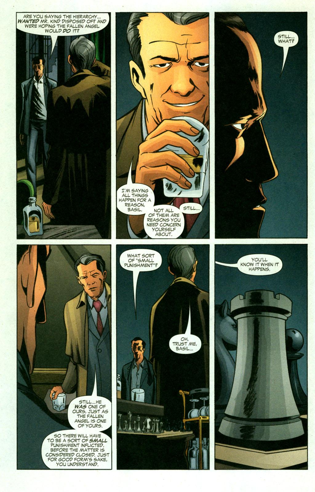 Read online Fallen Angel (2003) comic -  Issue #18 - 8