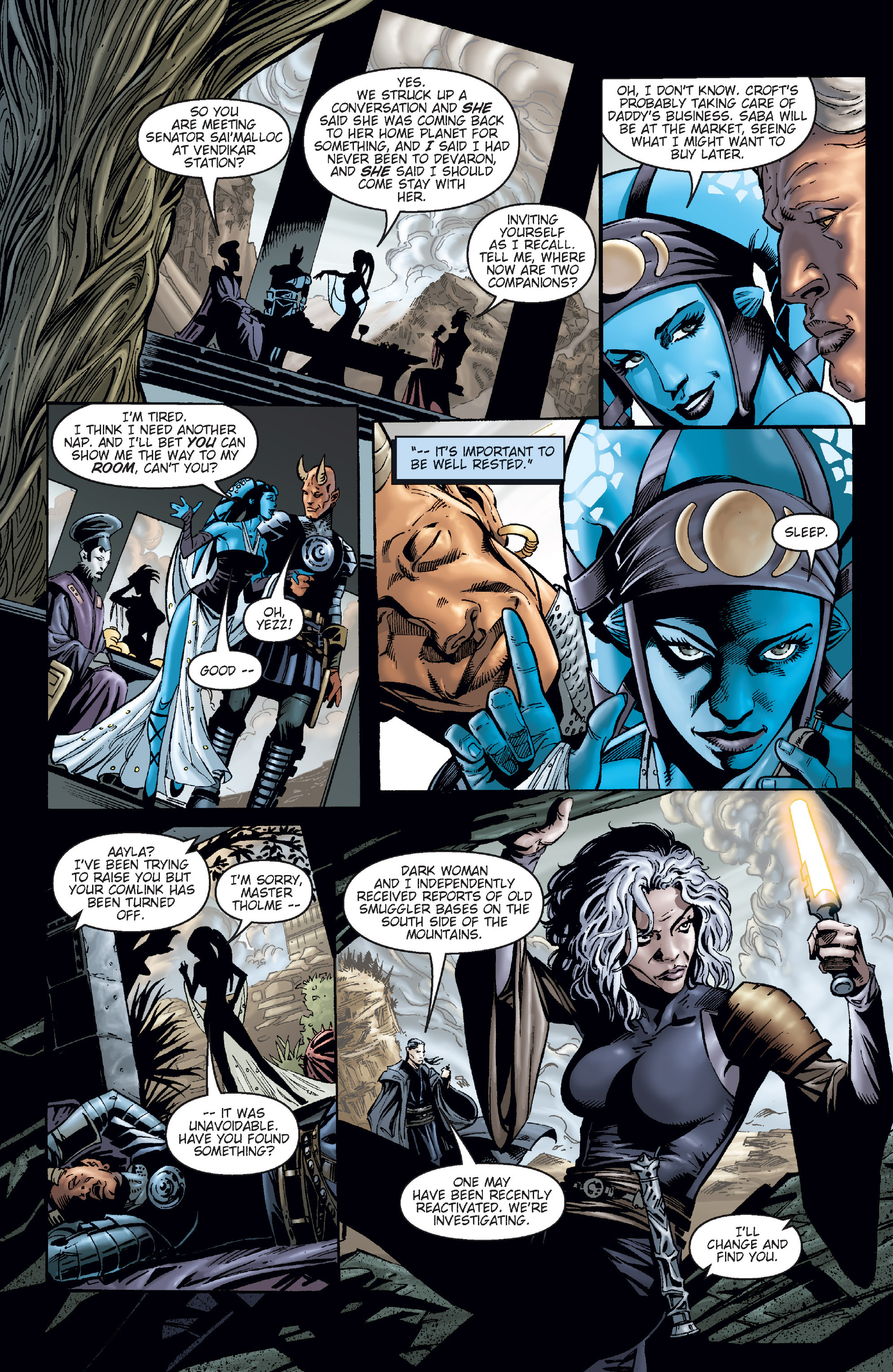 Read online Star Wars Omnibus comic -  Issue # Vol. 24 - 287