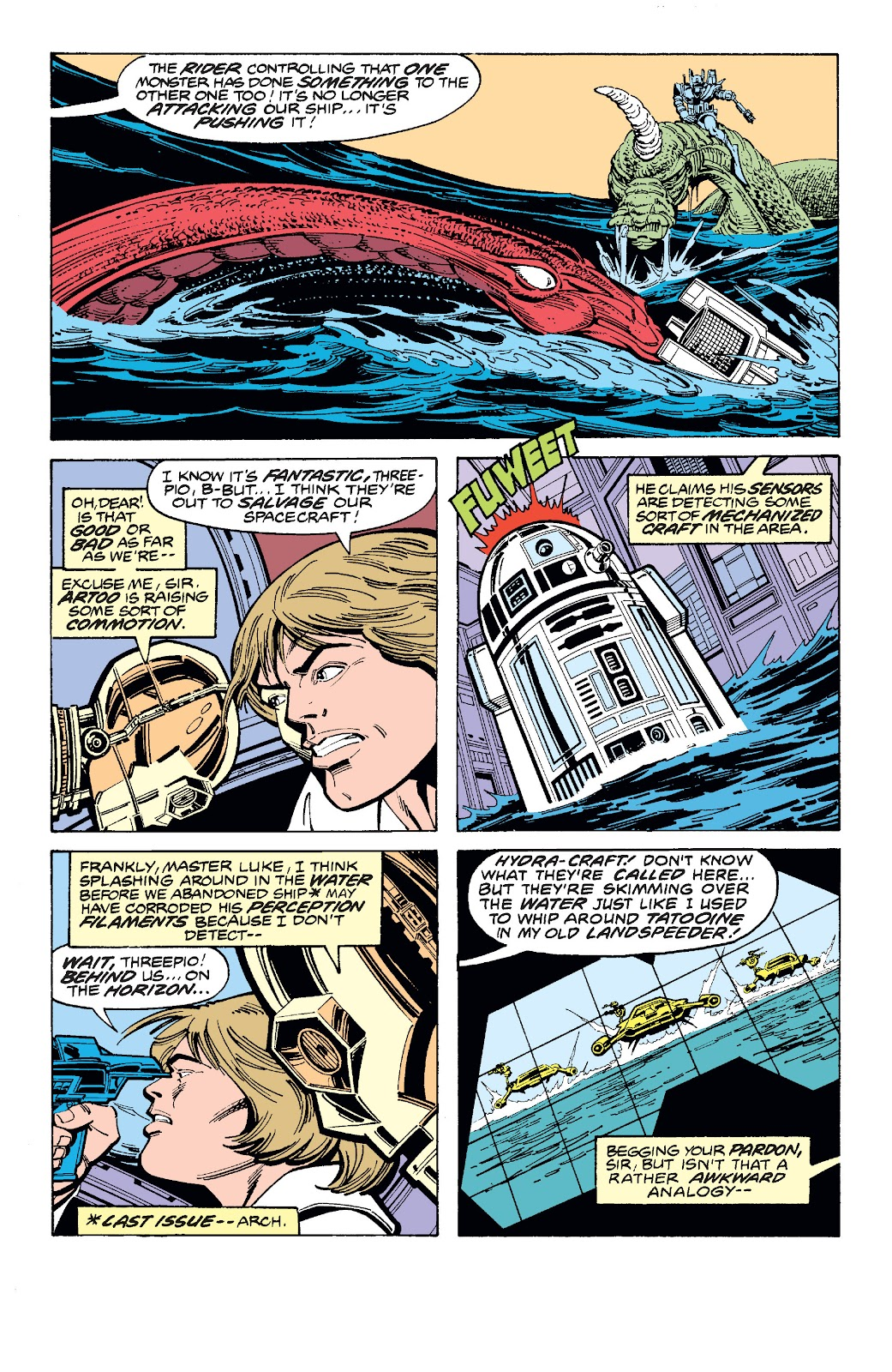 Read online Star Wars Legends: The Original Marvel Years - Epic Collection comic -  Issue # TPB 1 (Part 3) - 10