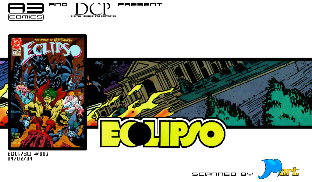 Eclipso Issue #4 #5 - English 26