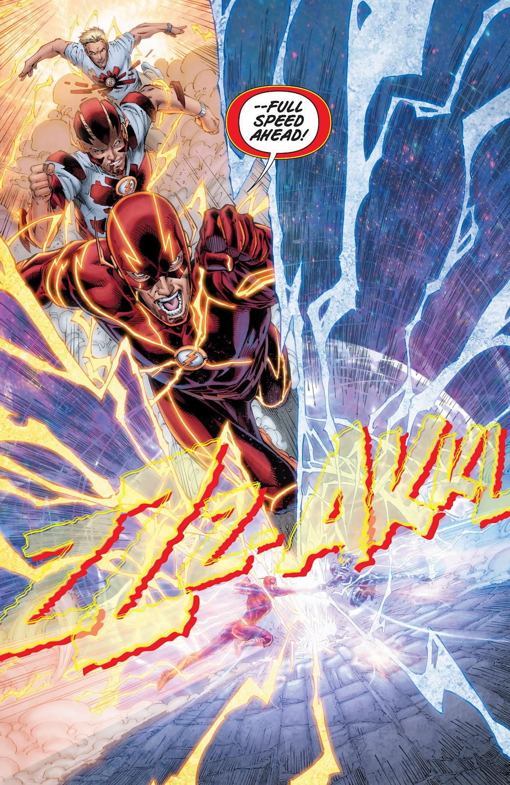 Read online The Flash (2011) comic -  Issue # _TPB 6 (Part 2) - 68