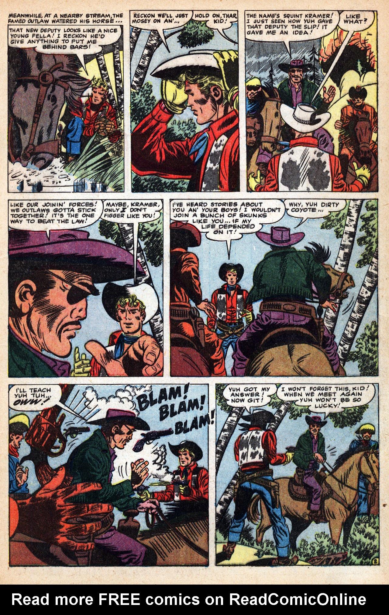 Read online Two-Gun Kid comic -  Issue #14 - 21
