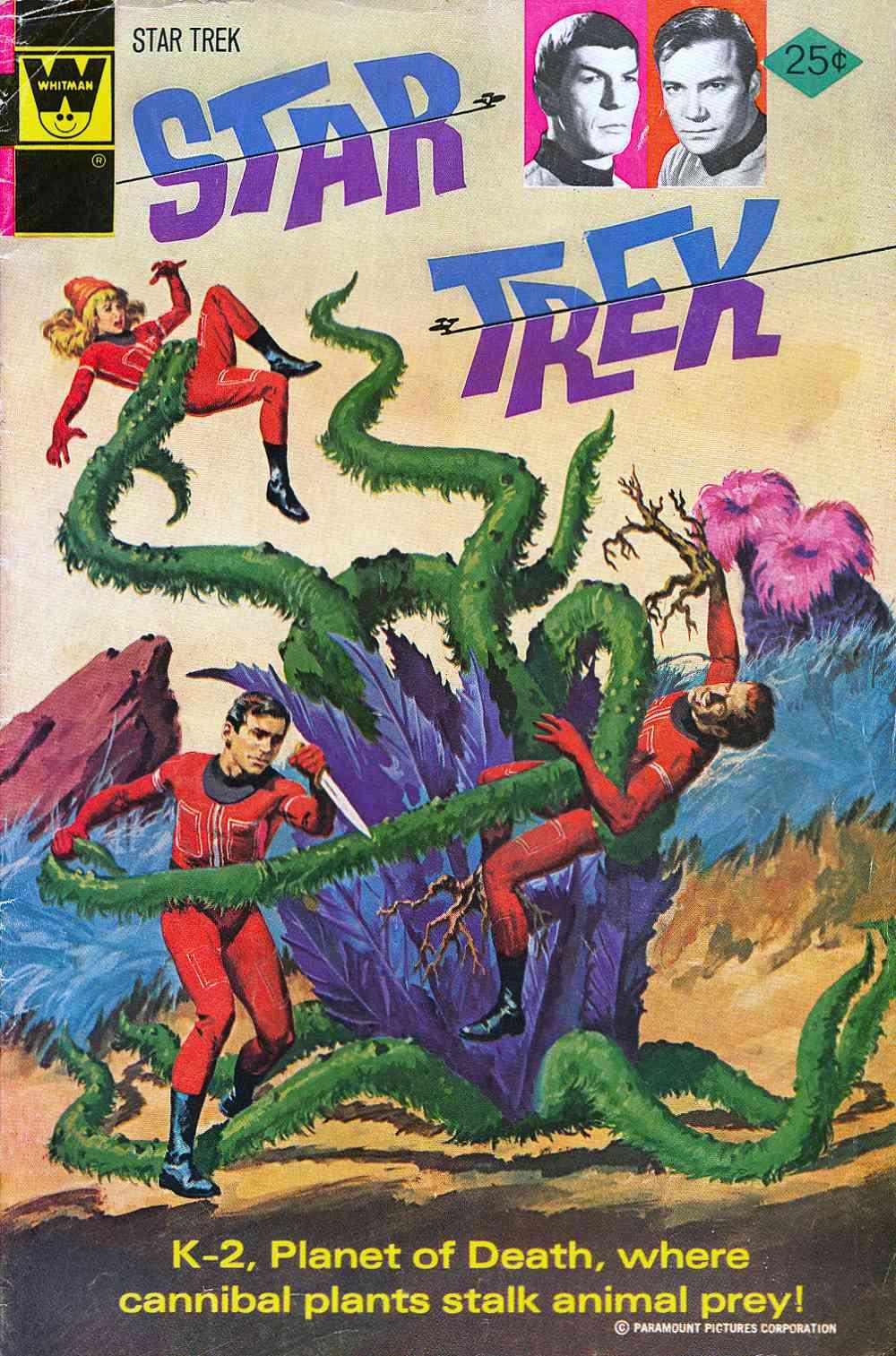 Star Trek (1967) issue 29 - Page 1