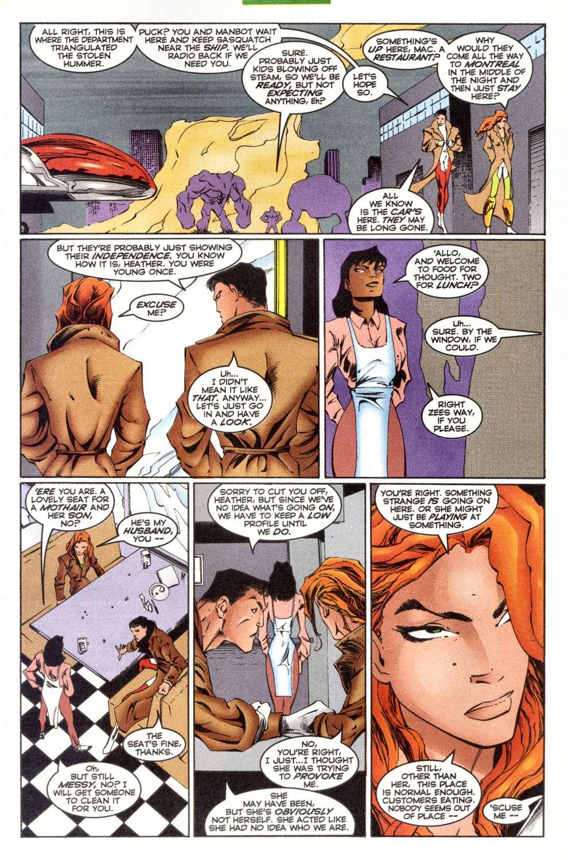 Read online Alpha Flight (1997) comic -  Issue #4 - 15