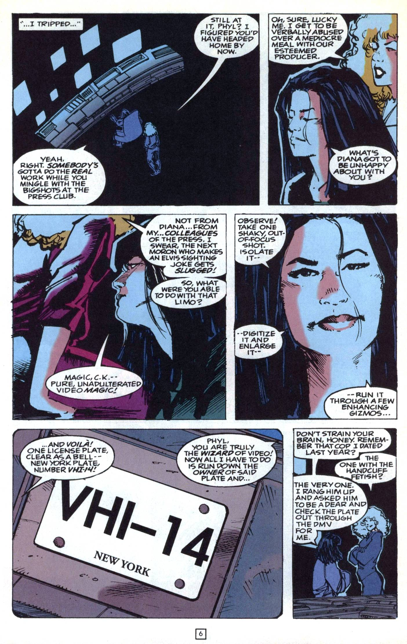 Read online Gunfire comic -  Issue #9 - 8
