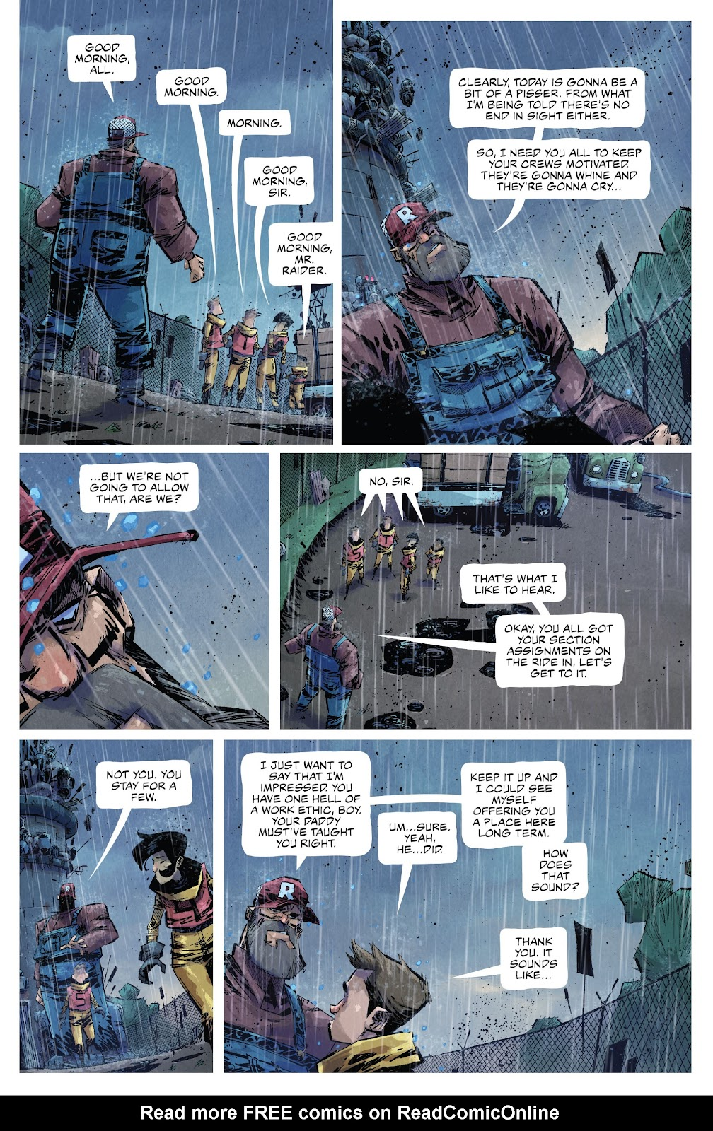 Read online Middlewest comic -  Issue #16 - 10