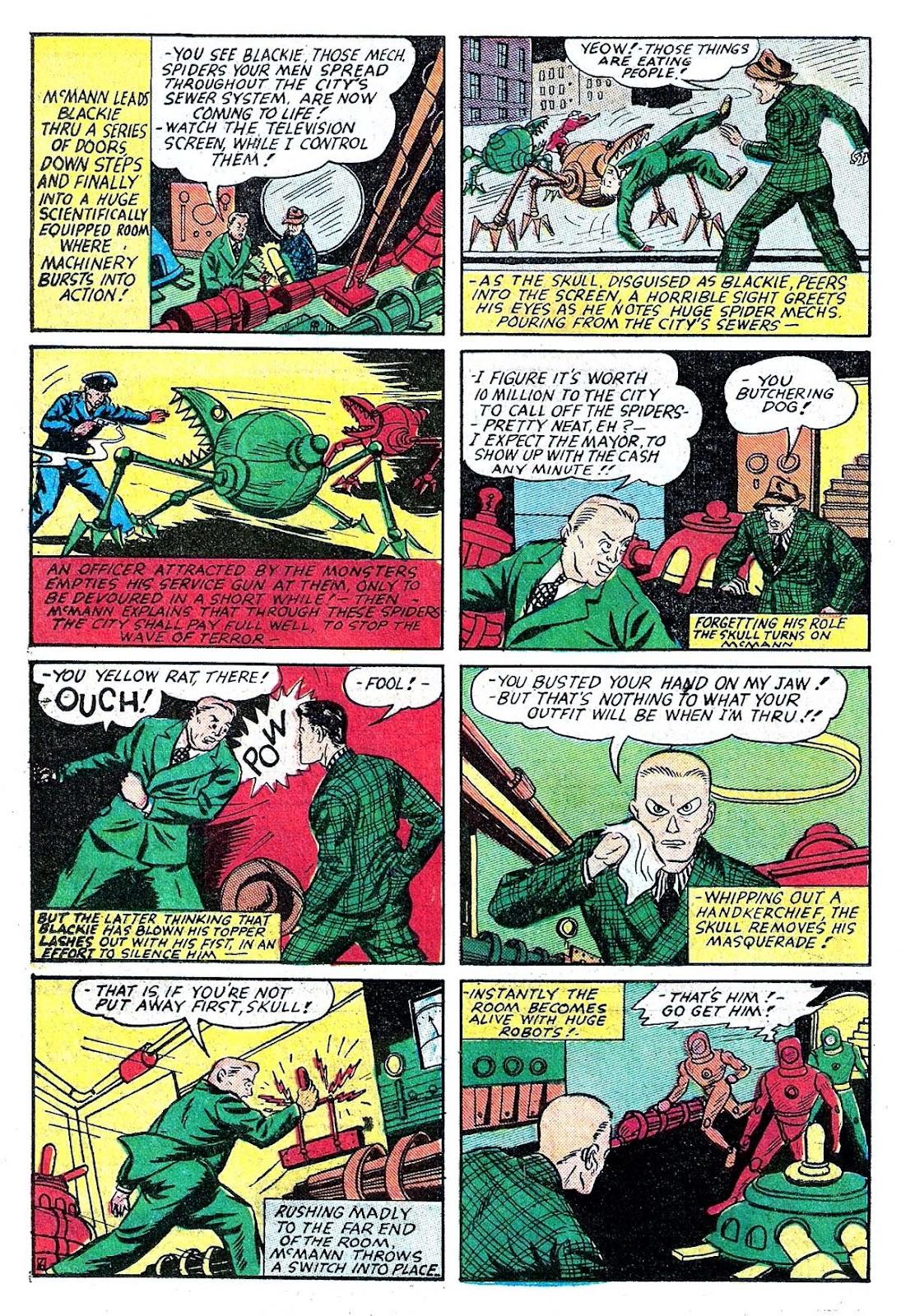 Amazing Man Comics issue 5 - Page 26