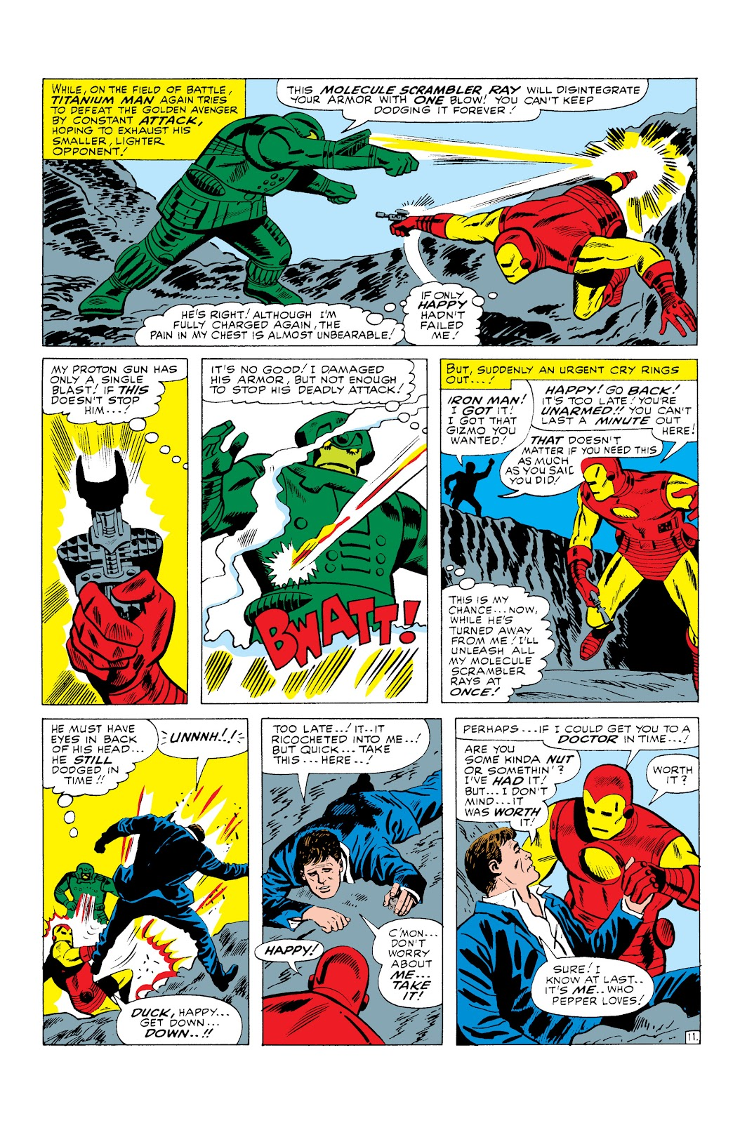 Tales of Suspense (1959) issue 70 - Page 12