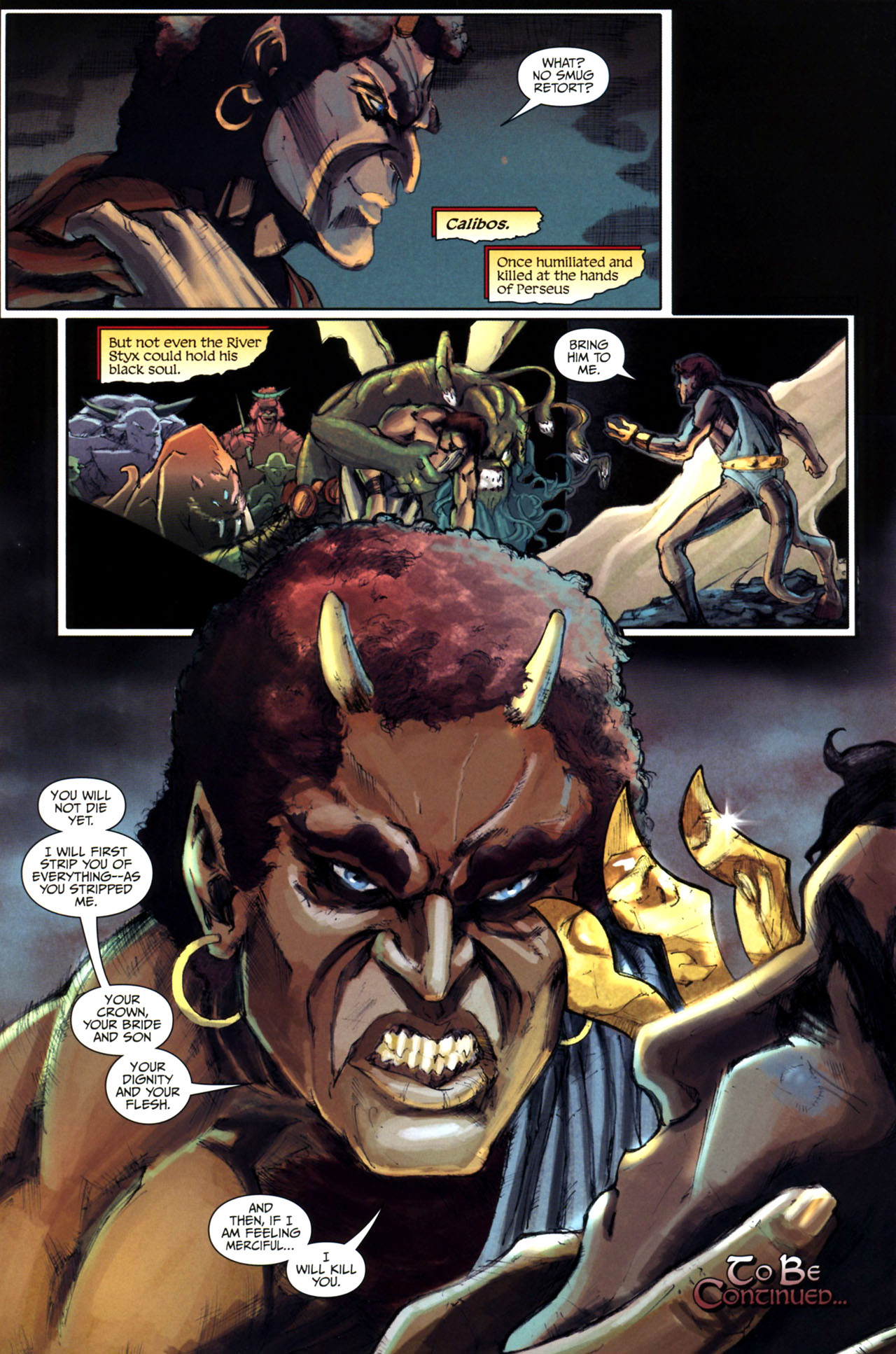 Read online Wrath of the Titans comic -  Issue #3 - 24