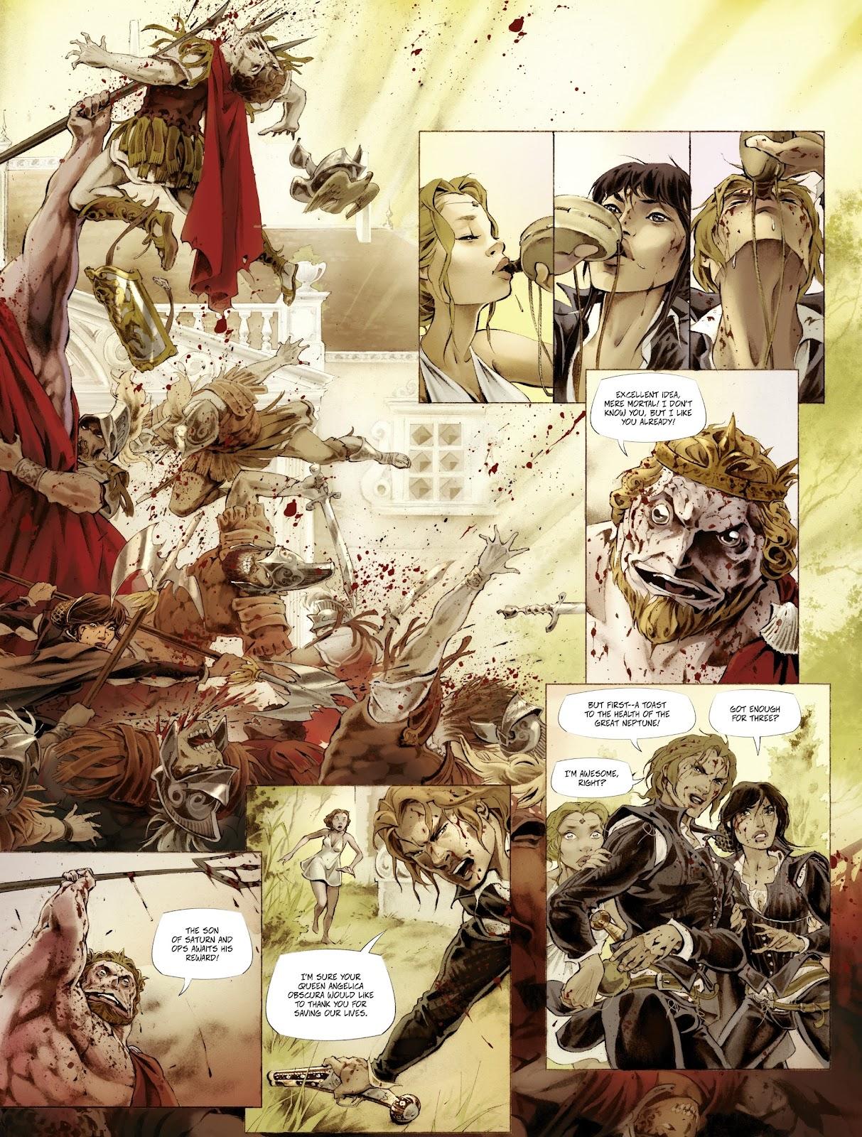 Read online Arthus Trivium comic -  Issue #4 - 27