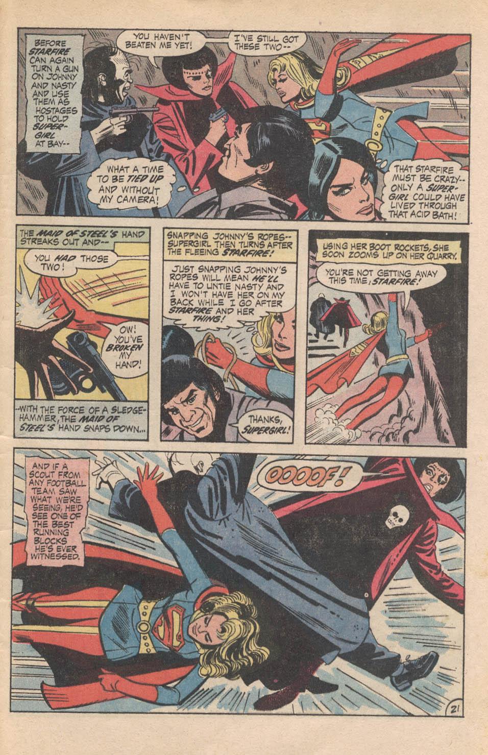 Read online Adventure Comics (1938) comic -  Issue #407 - 29