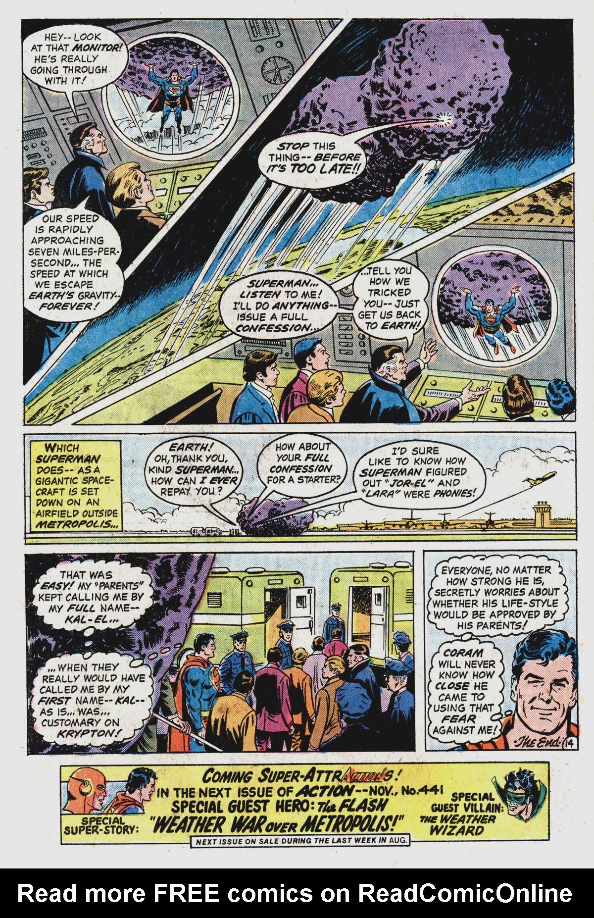 Action Comics (1938) 440 Page 20