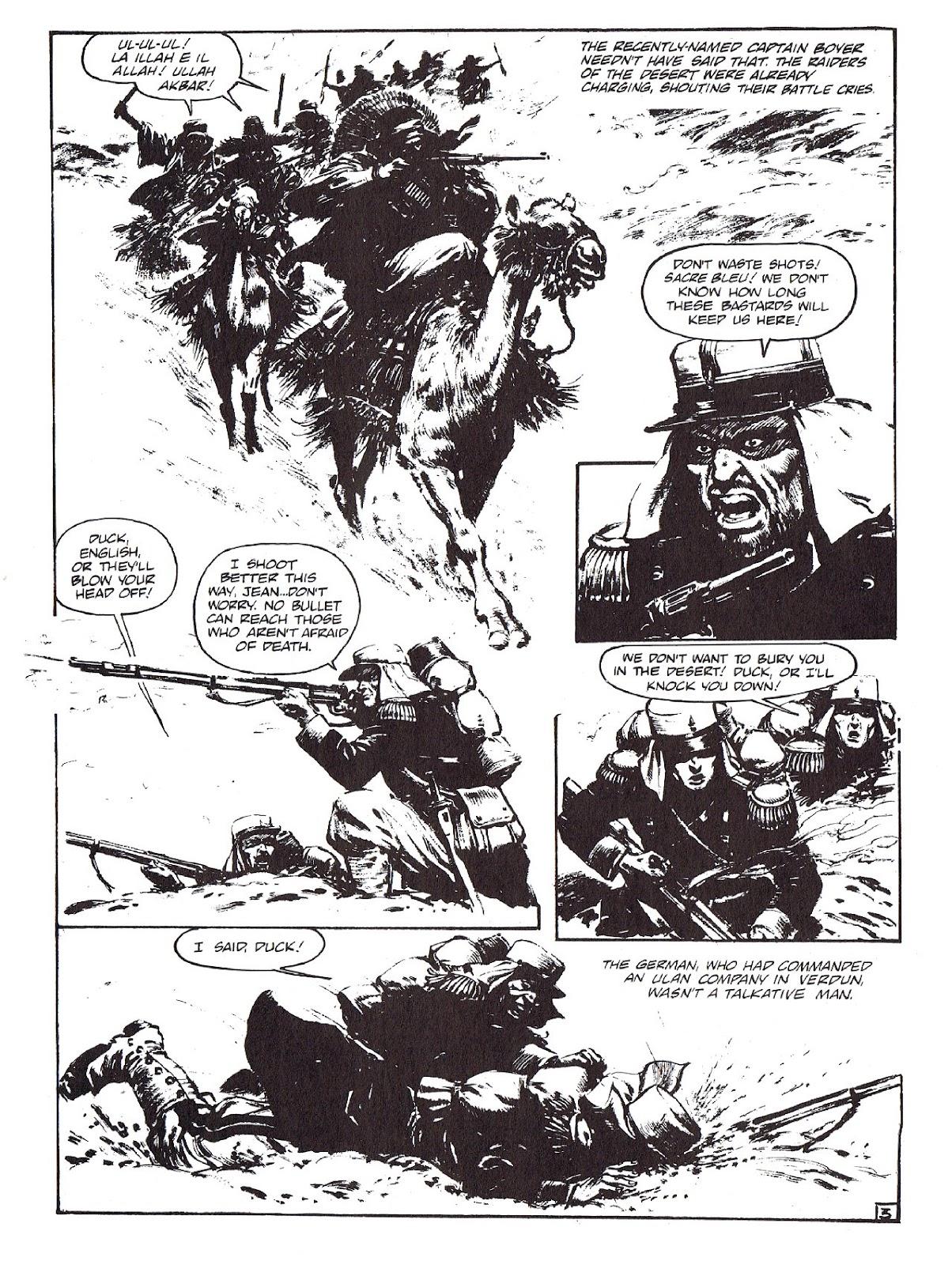 Read online Merchants of Death comic -  Issue #4 - 5