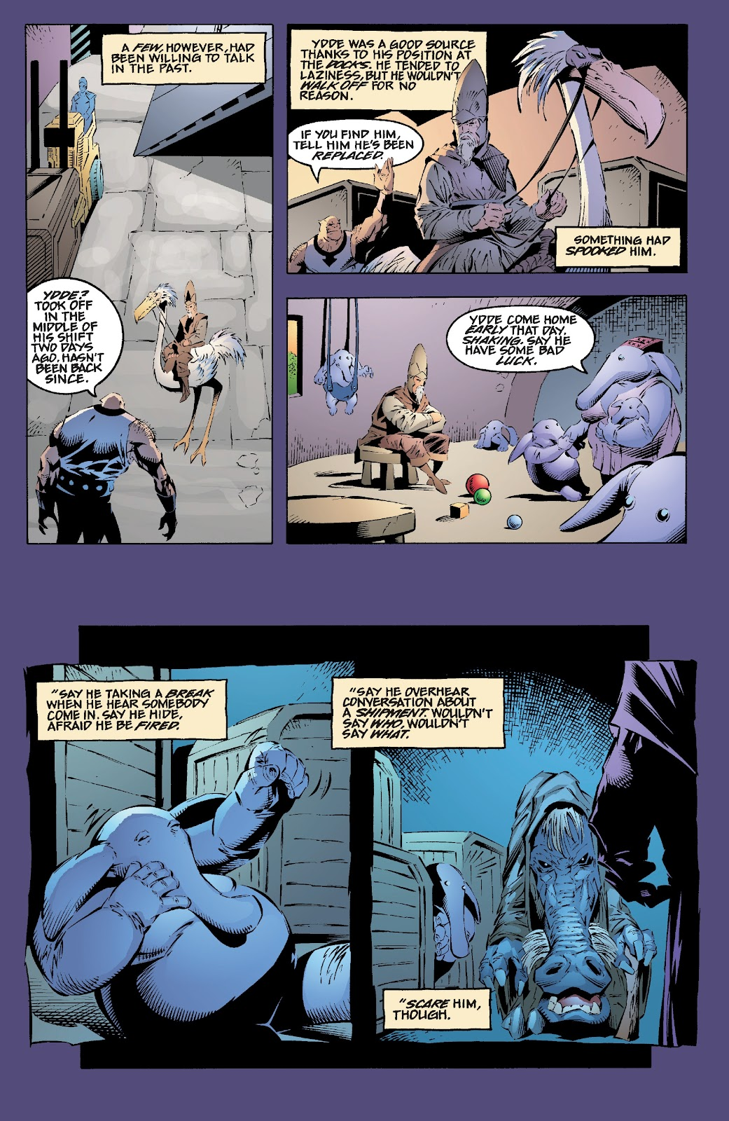 Read online Star Wars Legends: Rise of the Sith - Epic Collection comic -  Issue # TPB 2 (Part 1) - 38