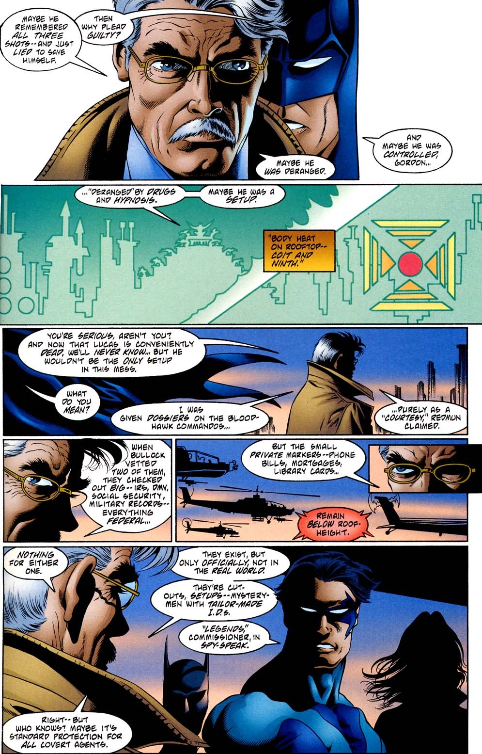 Batman: Outlaws issue 2 - Page 16
