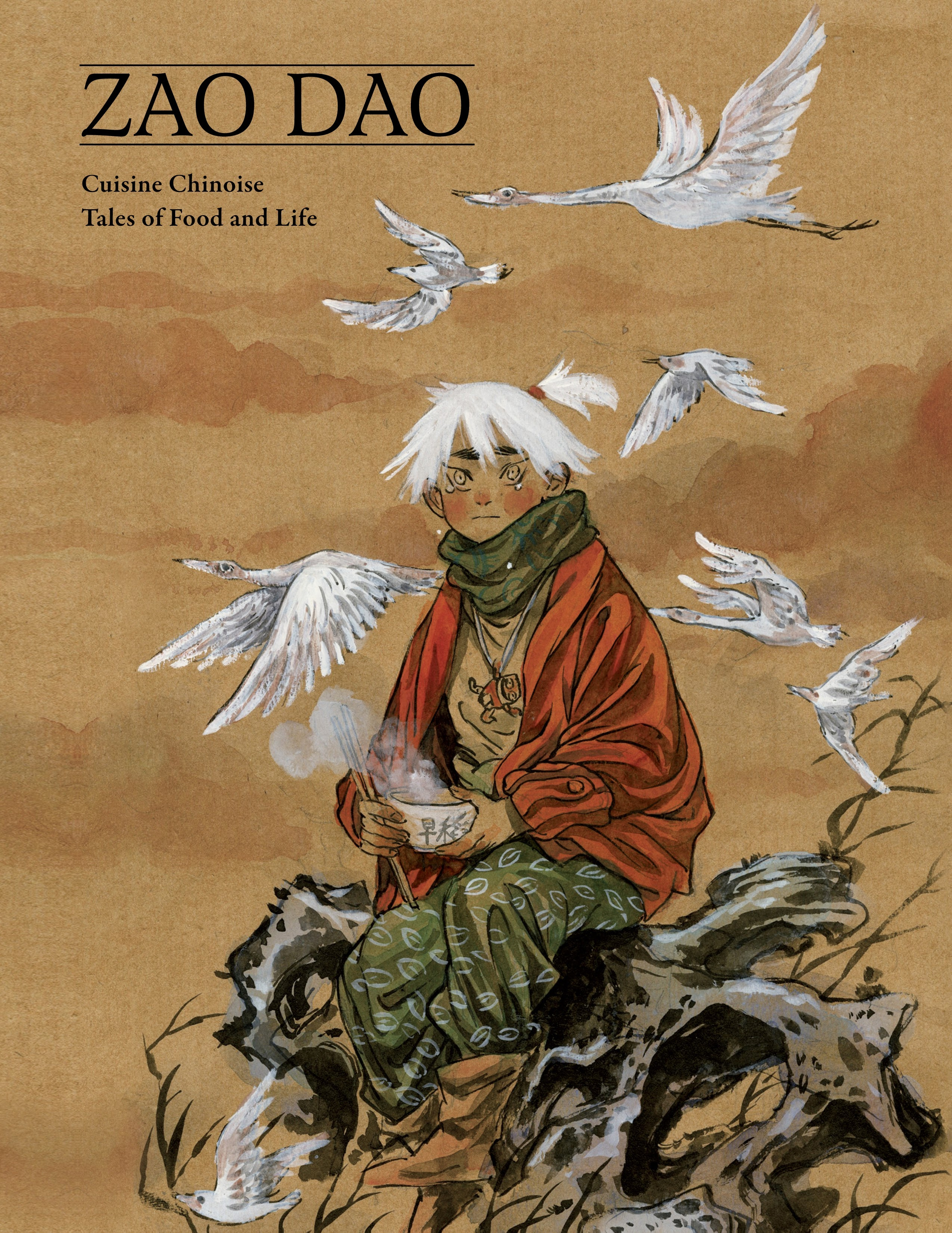 Cuisine Chinoise: Five Tales of Food and Life issue TPB - Page 1