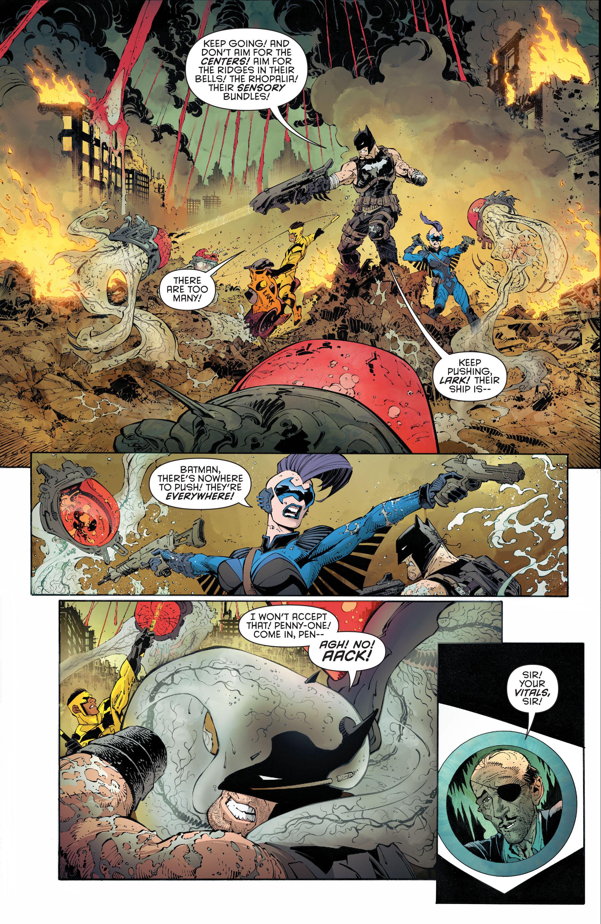 Read online Batman (2011) comic -  Issue # _TPB 7 - 11