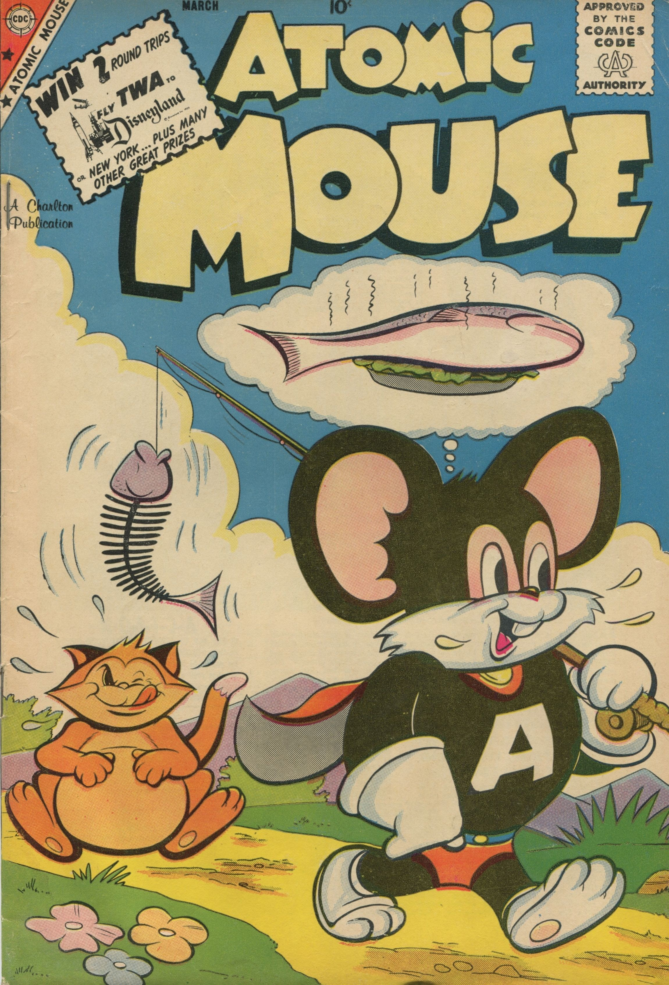 Atomic Mouse 35 Page 1
