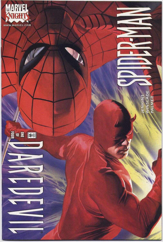 Daredevil/Spider-Man issue 1 - Page 1