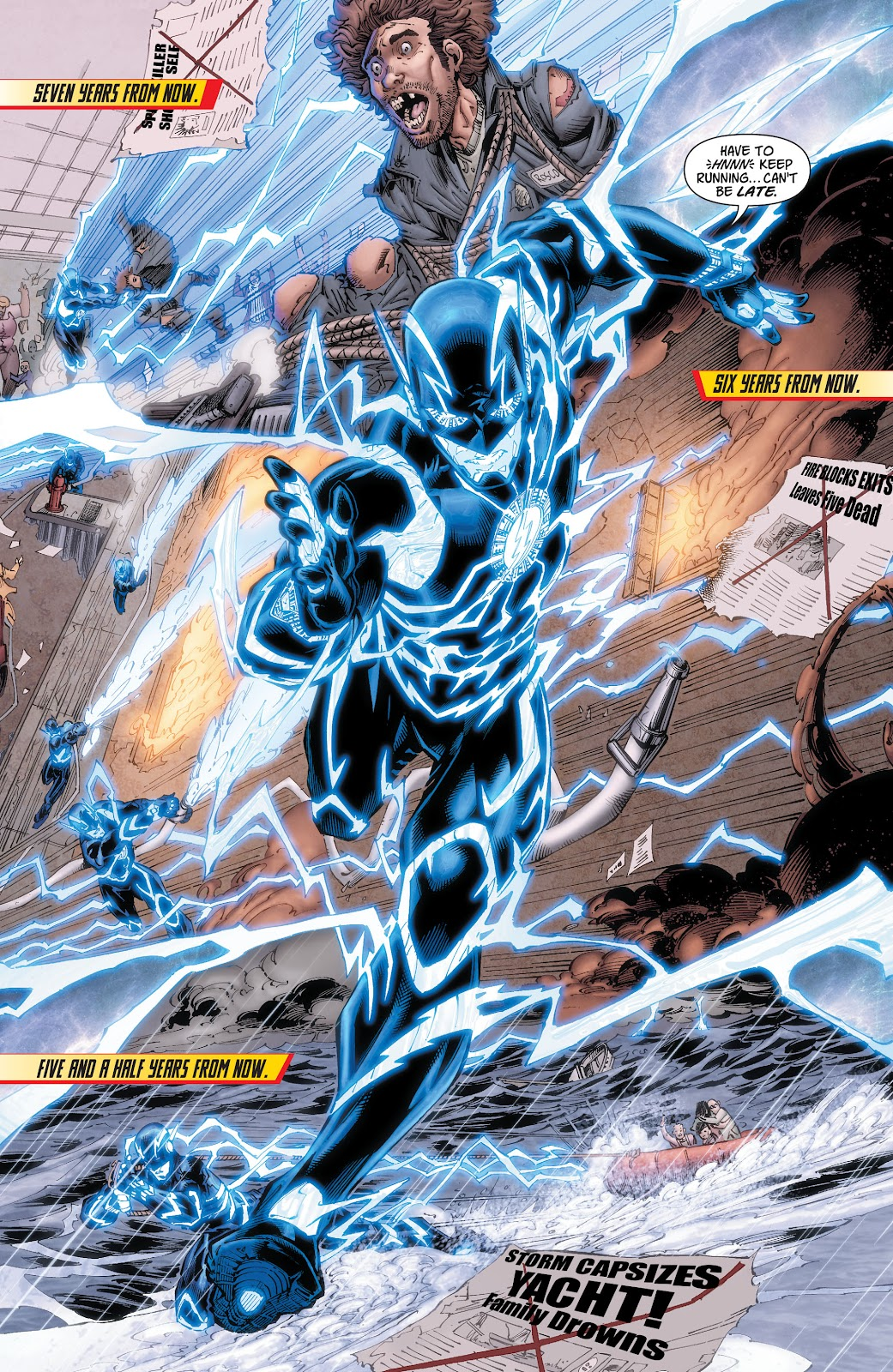 Read online The Flash (2011) comic -  Issue # _TPB 6 (Part 2) - 36