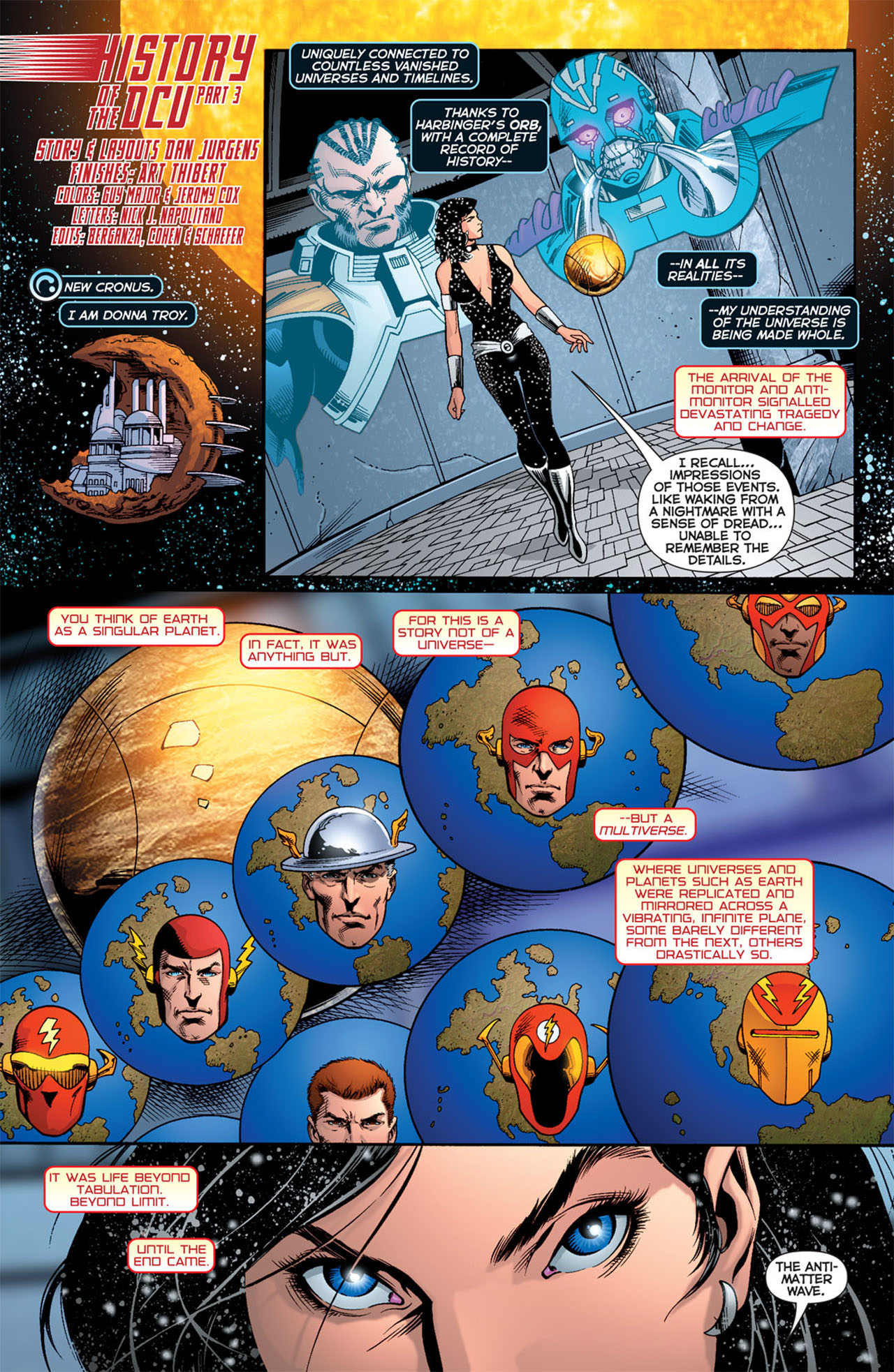 Read online 52 comic -  Issue #4 - 23