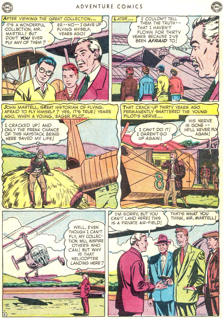 Read online Adventure Comics (1938) comic -  Issue #156 - 5