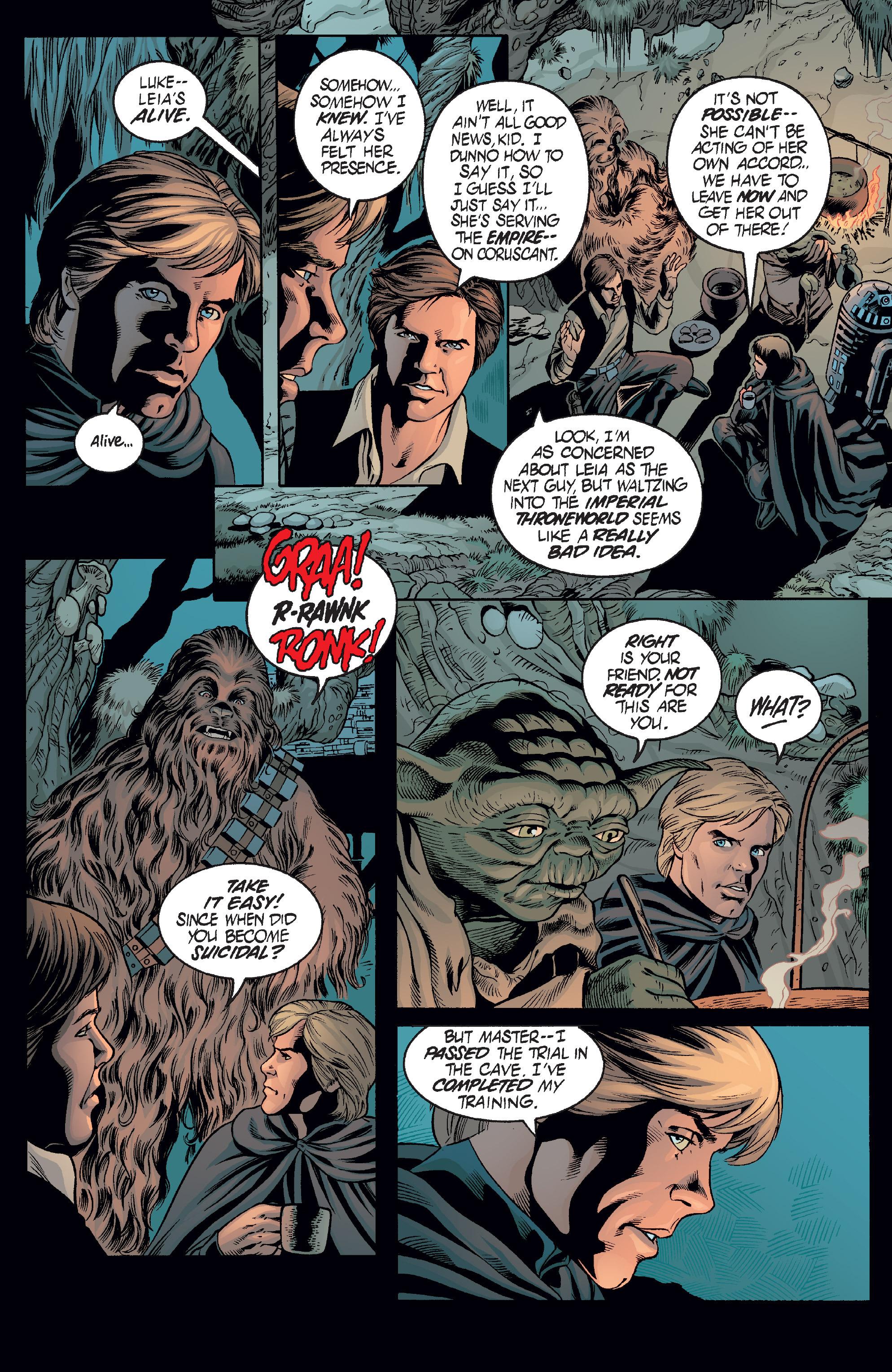 Read online Star Wars Omnibus comic -  Issue # Vol. 27 - 64