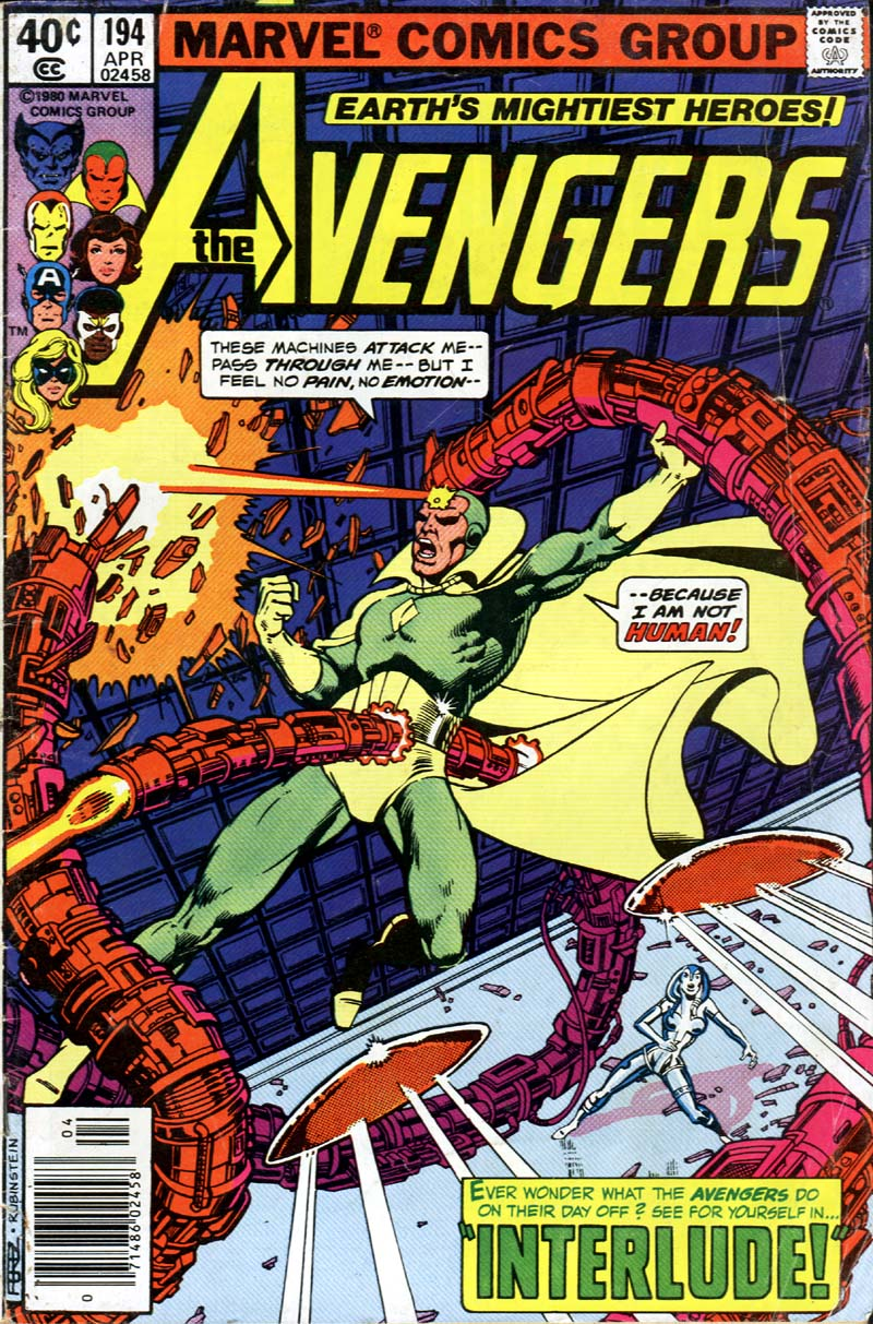The Avengers (1963) 194 Page 0