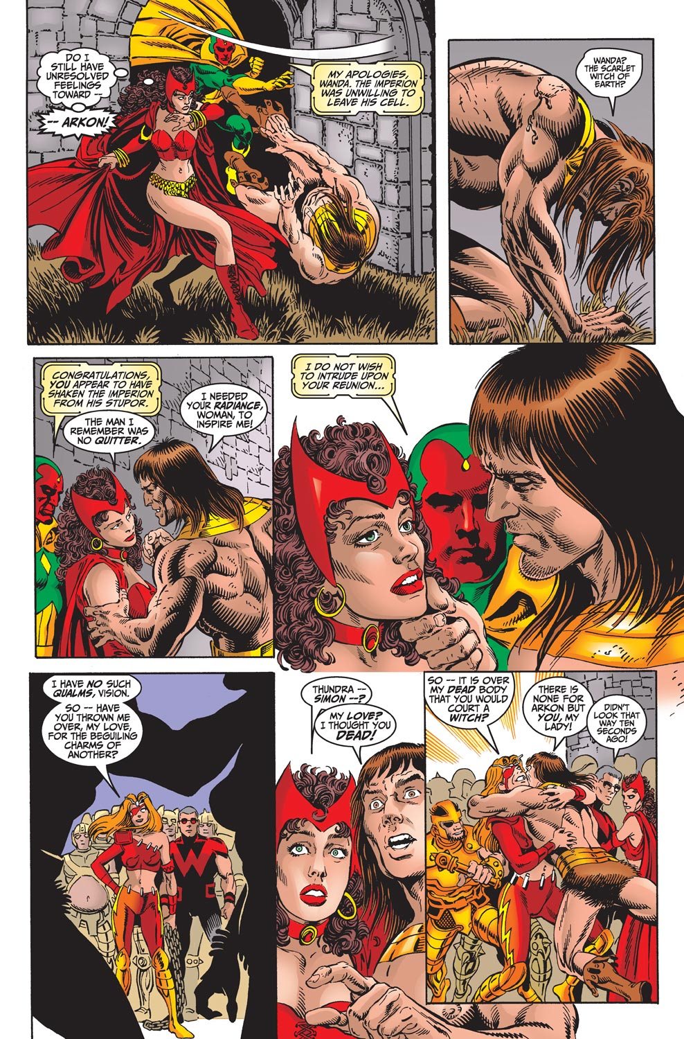 Read online Avengers (1998) comic -  Issue #18 - 11