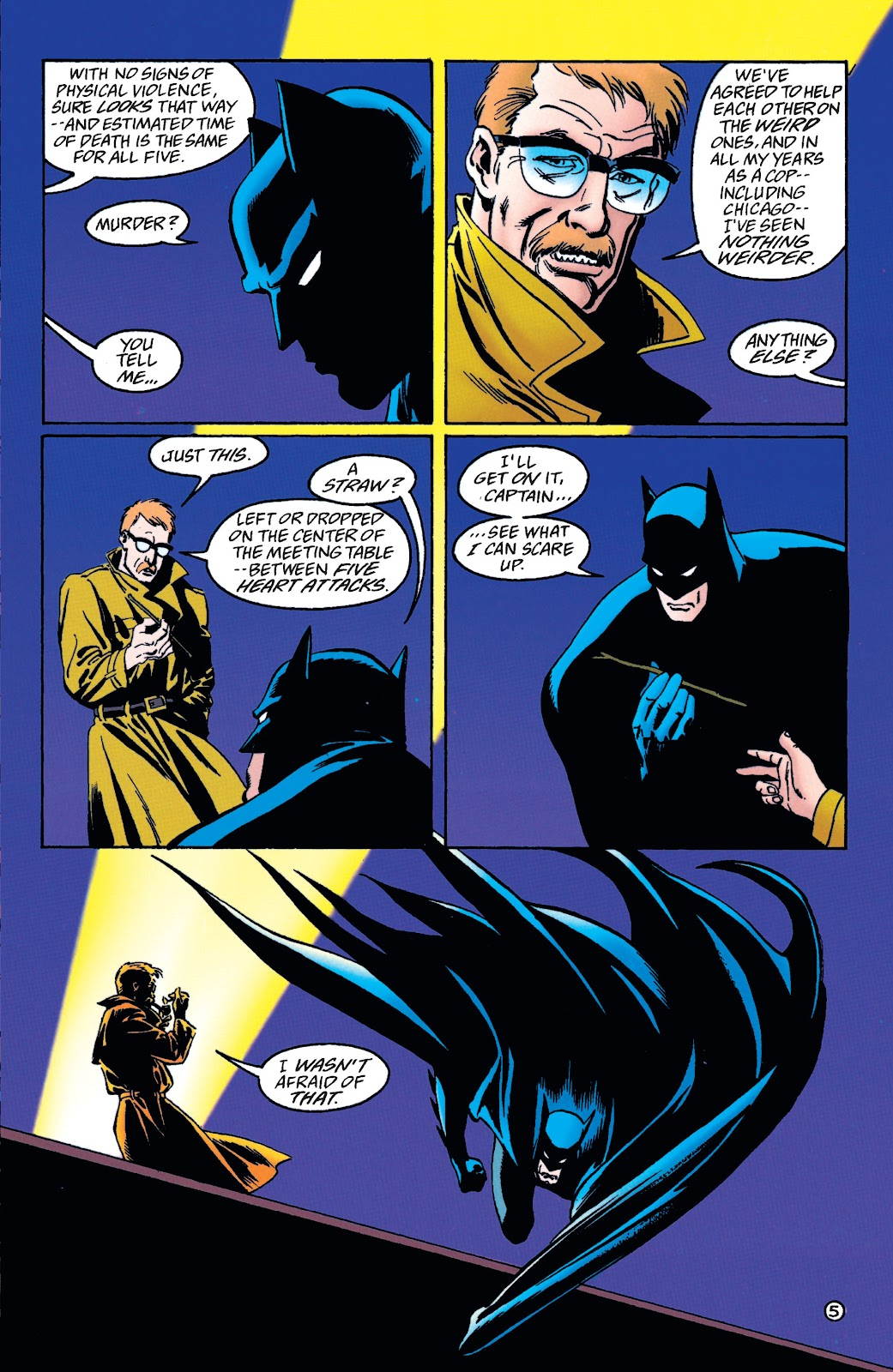 Read online Batman Arkham: Scarecrow comic -  Issue # TPB (Part 2) - 45