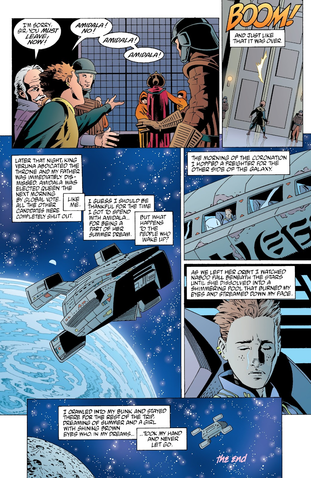 Read online Star Wars Legends: Rise of the Sith - Epic Collection comic -  Issue # TPB 2 (Part 2) - 39