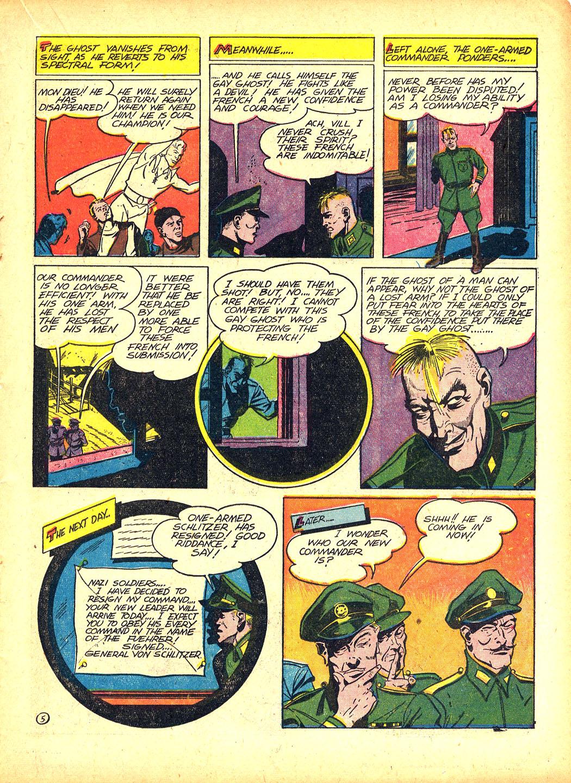 Read online Sensation (Mystery) Comics comic -  Issue #5 - 41