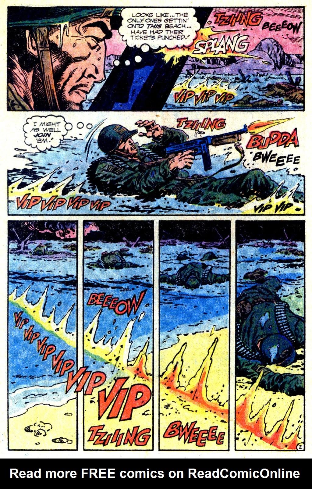 Read online Sgt. Rock comic -  Issue #339 - 3