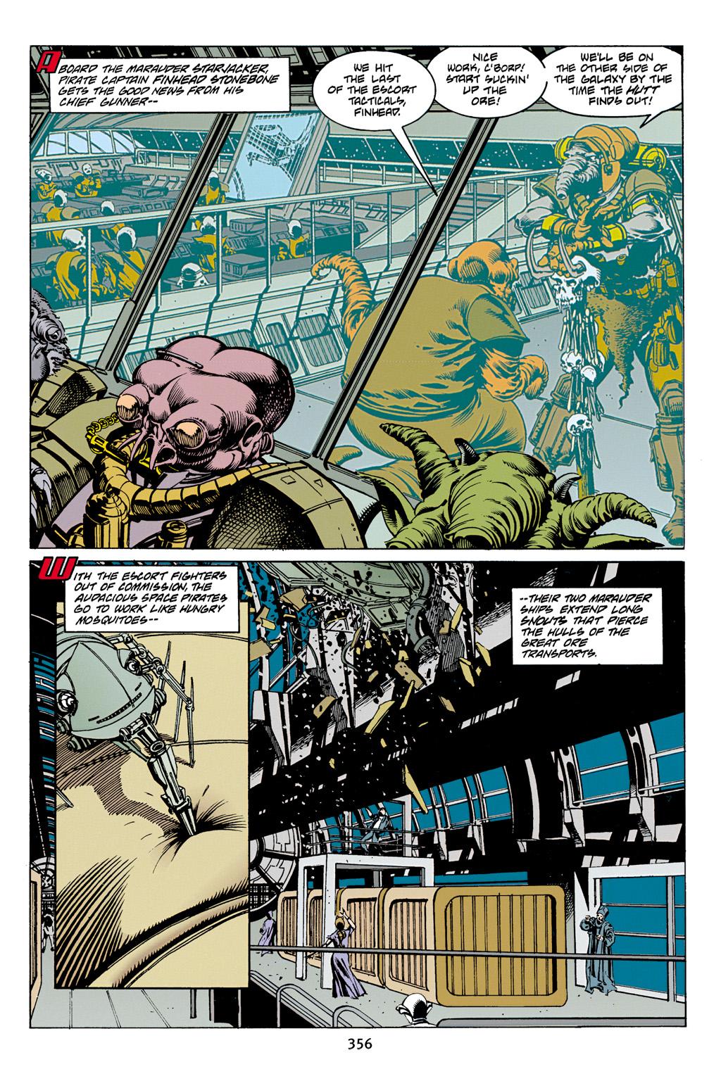 Read online Star Wars Omnibus comic -  Issue # Vol. 4 - 344
