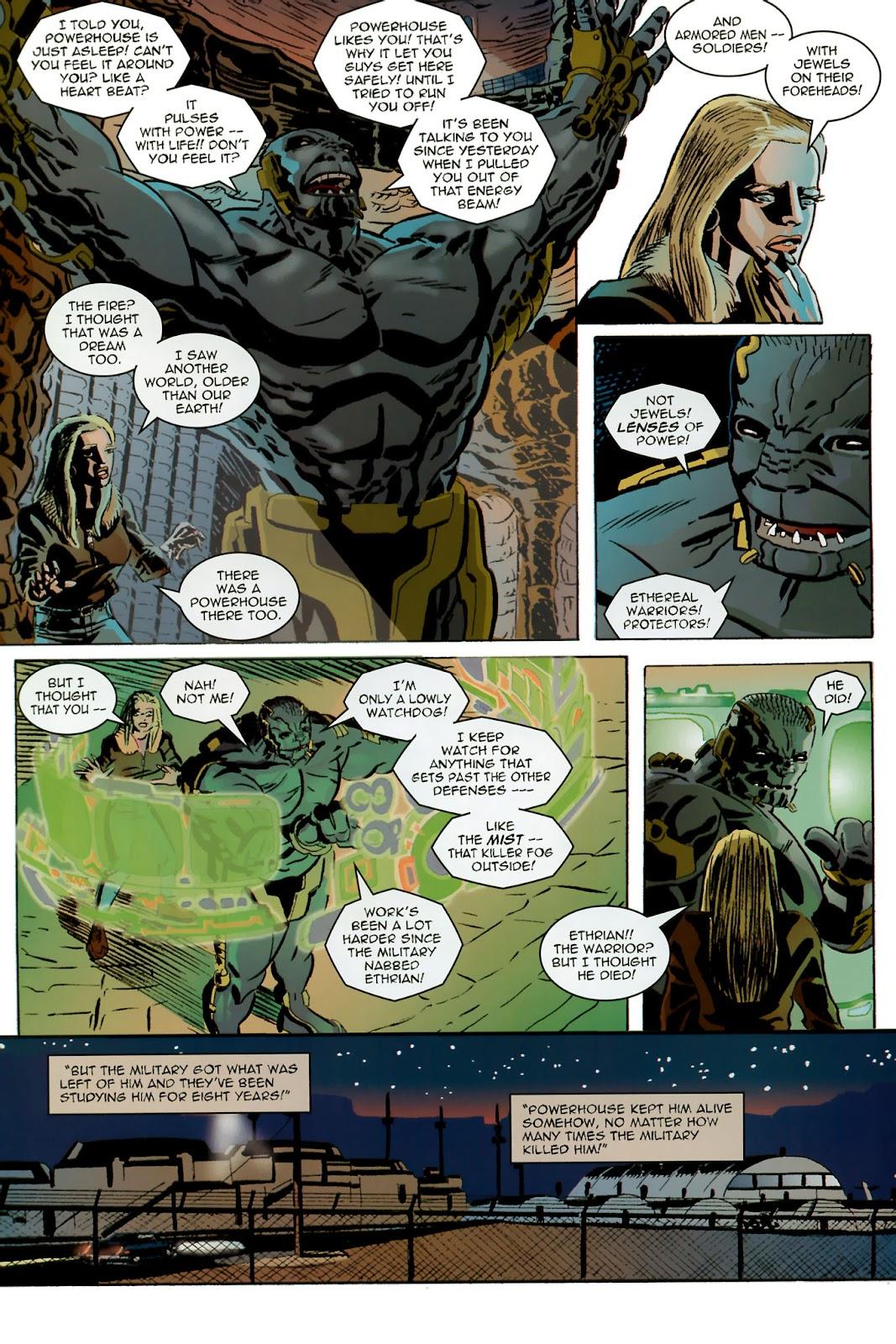 The Savage Dragon (1993) Issue #150 #153 - English 55