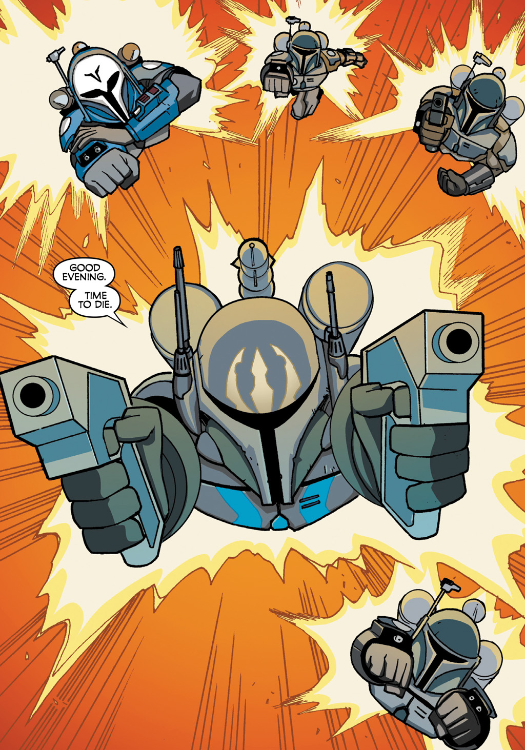 Read online Star Wars: The Clone Wars - Defenders of the Lost Temple comic -  Issue # Full - 47