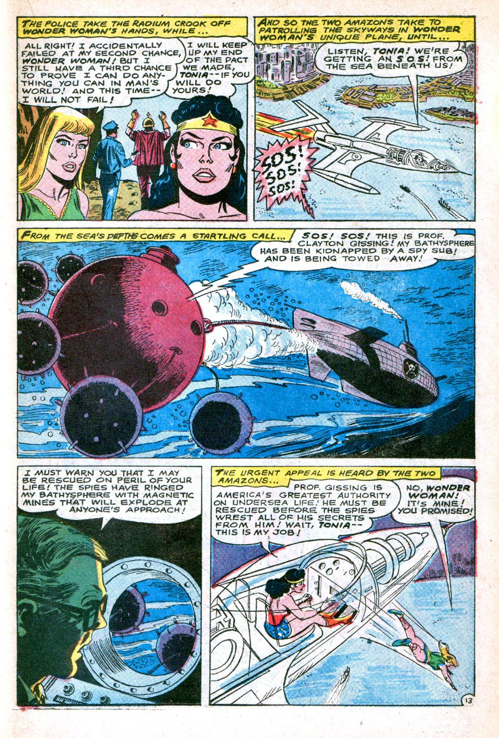 Read online Wonder Woman (1942) comic -  Issue #173 - 19