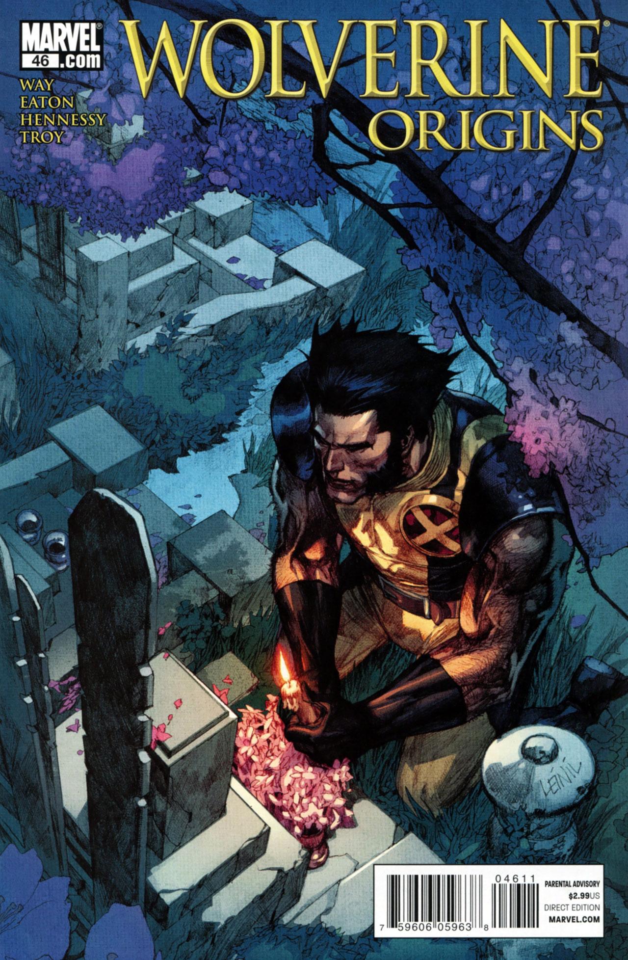 Read online Wolverine: Origins comic -  Issue #46 - 1