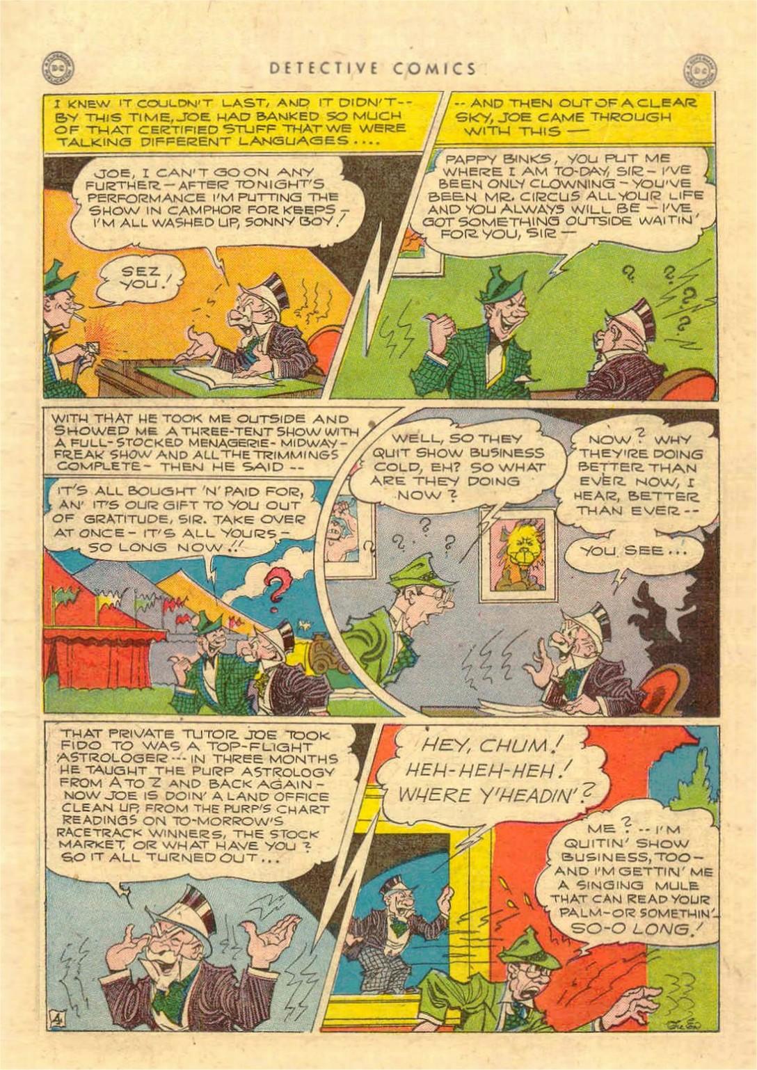 Read online Detective Comics (1937) comic -  Issue #97 - 30